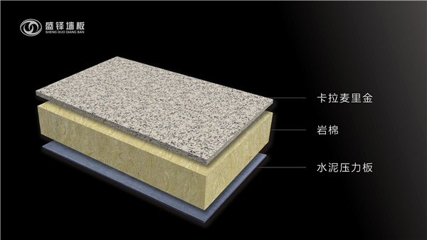 超薄陶瓷保温复合板